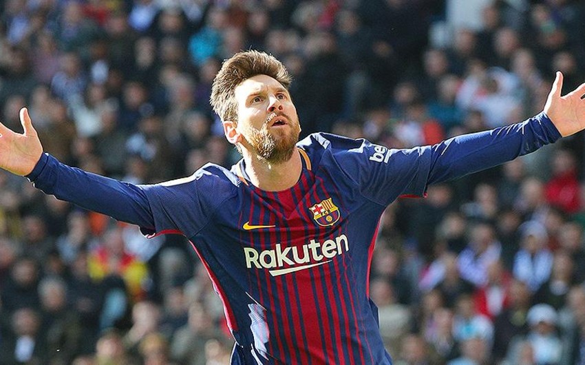 Messi moves into top 10 scorers of Spanish cup - VIDEO