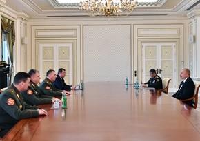 İlham Əliyev: Belarusla hərbi sahədə əməkdaşlıq çox yaxşı nəticələr verir