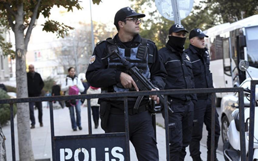 Türkiyə polisi Ankarada terror aktı planlaşdıran 17 İŞİD üzvünü saxlayıb