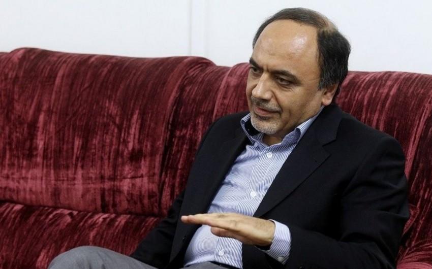 İran prezidentinin müşaviri istefa verib