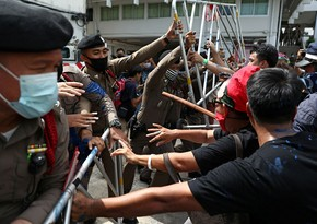 Thailand: 33 injured in clashes between police, anti-government protesters