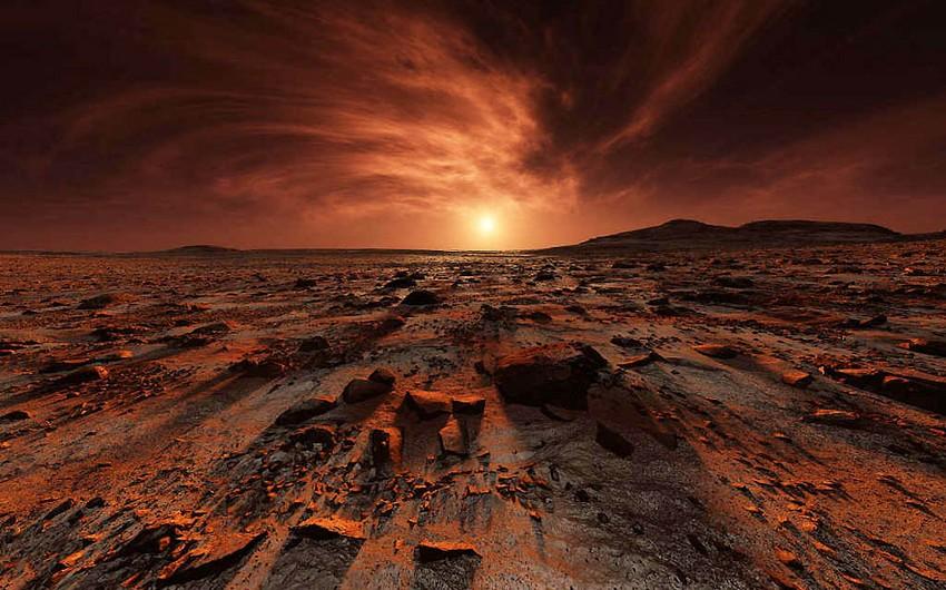 Mars planetində milyonluq şəhərin yaradılması tarixi açıqlandı