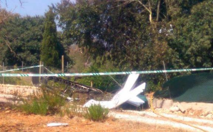 İspaniyada helikopterin təyyarə ilə toqquşması nəticəsində ölənlərin sayı artıb - YENİLƏNİB