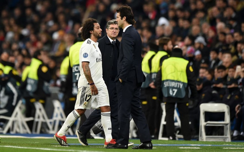 Tanınmış futbolçu artıq çəkiyə görə Real Madriddə əsas heyət oyunçusu statusunu itirib