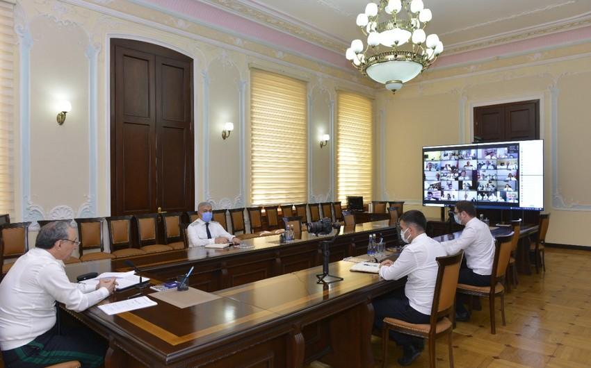 Prosecutor General holds operational meeting