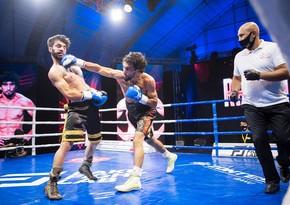 "Azerbaijan hosts Fight Night"" professional boxing event"