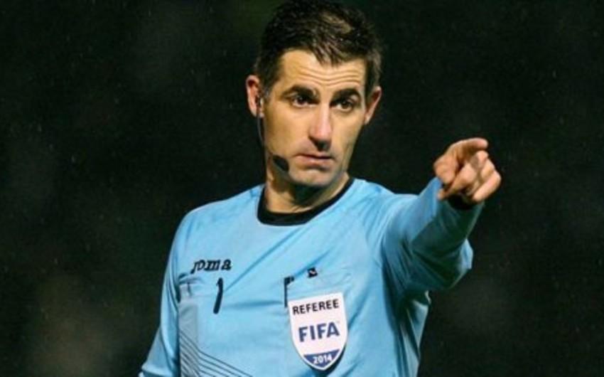 ÇL: Qarabağ - Çelsi matçı üçün təyinatlar açıqlanıb