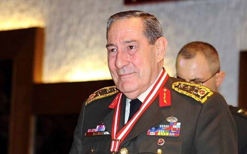 Former Chief of Turkish Armed Forces dies