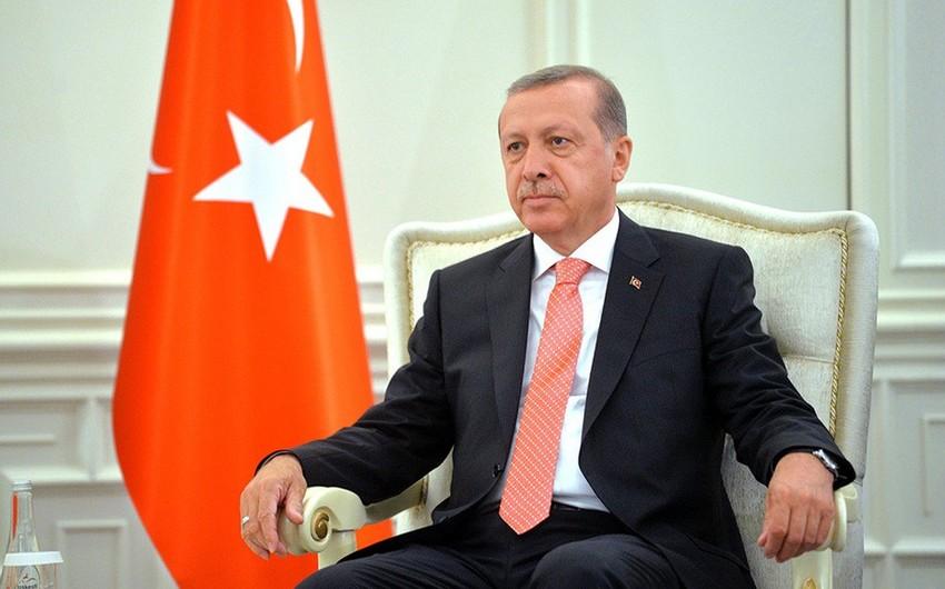 Türkiyə prezidenti Azərbaycana aprelin 26-da səfər edəcək