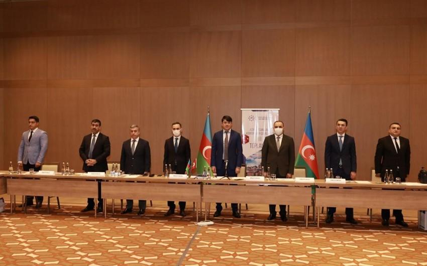 Türkiyədə Azərbaycanın diaspor təşkilatlarının toplantısı olub