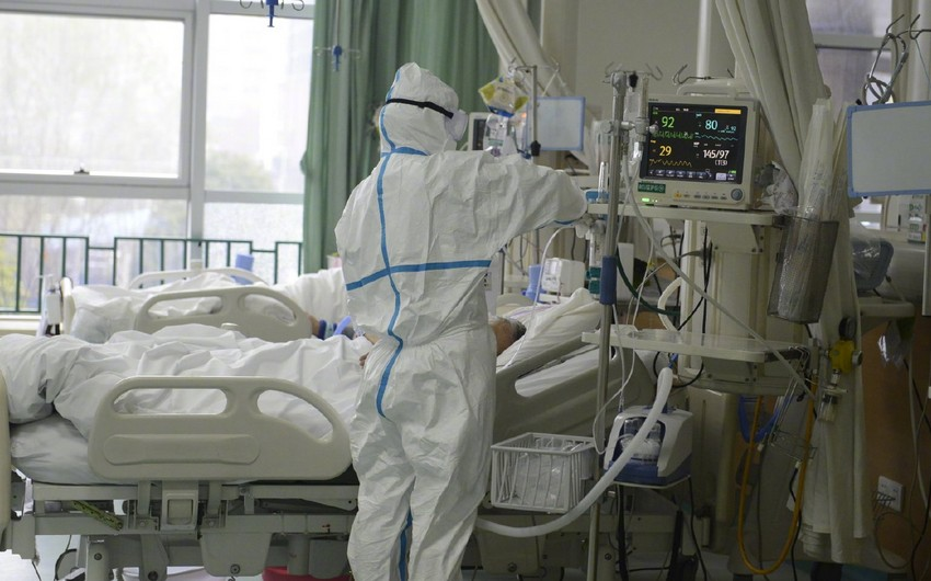 İranda son sutkada 200-dən çox insan pandemiyanın qurbanı oldu