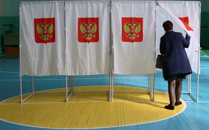 Vahid Rusiya parlament seçkilərində 54,22% səs çoxluğu ilə qalib gəlir