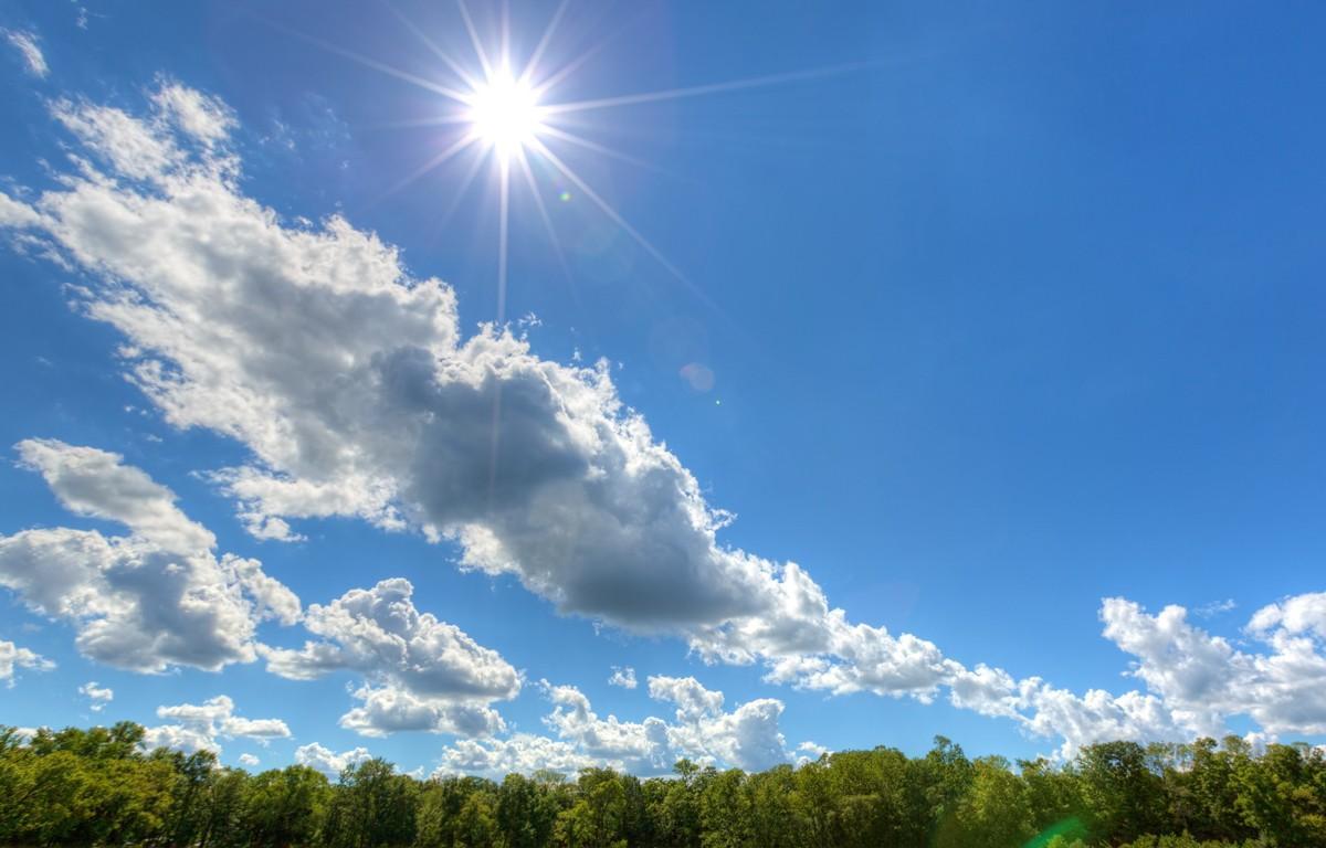 Azərbaycanda havanın temperaturu yüksəlib