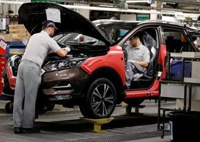 """""""Nissan"""" avtomobil istehsalını 30 % azaldır"""