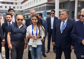 Leyla Aliyeva: Opening of II European Games was magical
