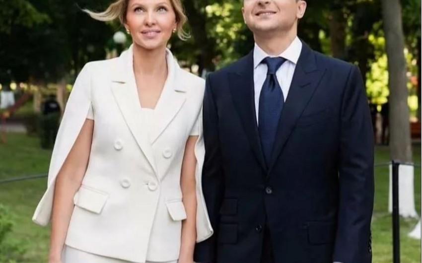Ukrayna prezidentinin ötən ilki gəlirləri açıqlandı