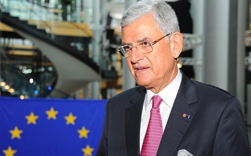 Nazir: Avropa Parlamentinin qərarı Türkiyə üçün heç bir əhəmiyyət kəsb etmir