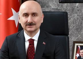 Adil Karaismailoğlu: Süveyş kanalındakı qəza Orta Koridorun əhəmiyyətini ortaya qoydu