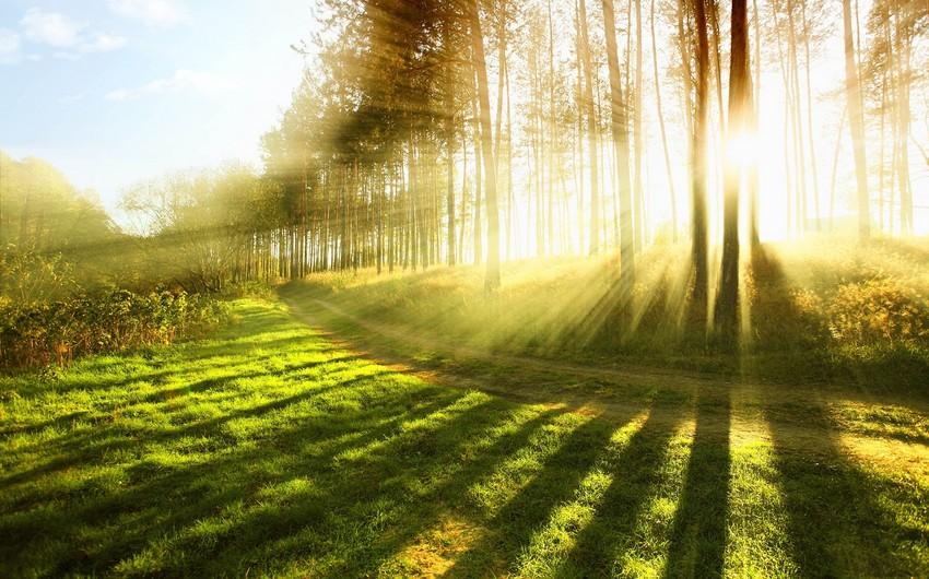 Aprel ayına olan hava proqnozu açıqlanıb