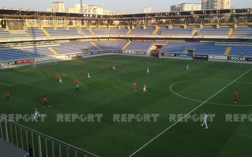 Премьер-лига Азербайджана: Нефтчиуступил клубу Сумгайыт
