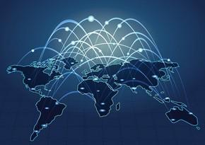 Dünyada mobil internet trafiki rekord həddə çatıb