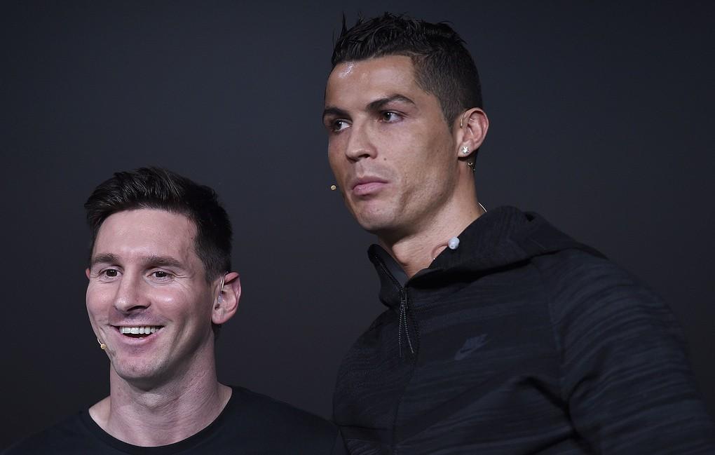 ФИФА хочет принудить Месси и Роналду к посещению церемонии вручения наград