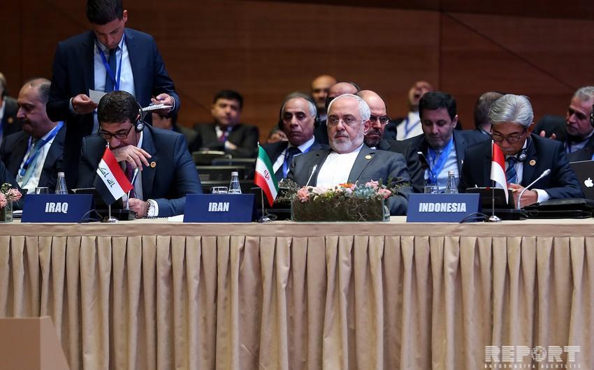 İran XİN başçısı: Azərbaycanla bir sıra birgə layihələr üzərində işləyirik