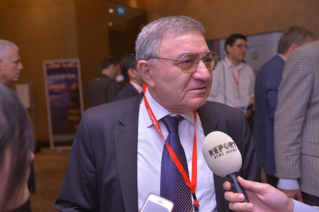 """SOCAR-ın vitse-prezidenti: """"Bu il """"Azərenerji""""yə 4,6 mlrd. kubmetr qaz veriləcək"""""""
