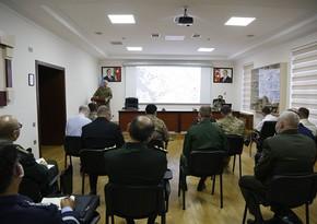 Beynəlxalq təşkilatlara raket zərbələri barədə məlumat verildi