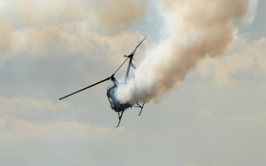 Taliban hökumətin hərbi helikopterini vurduğunu açıqlayıb