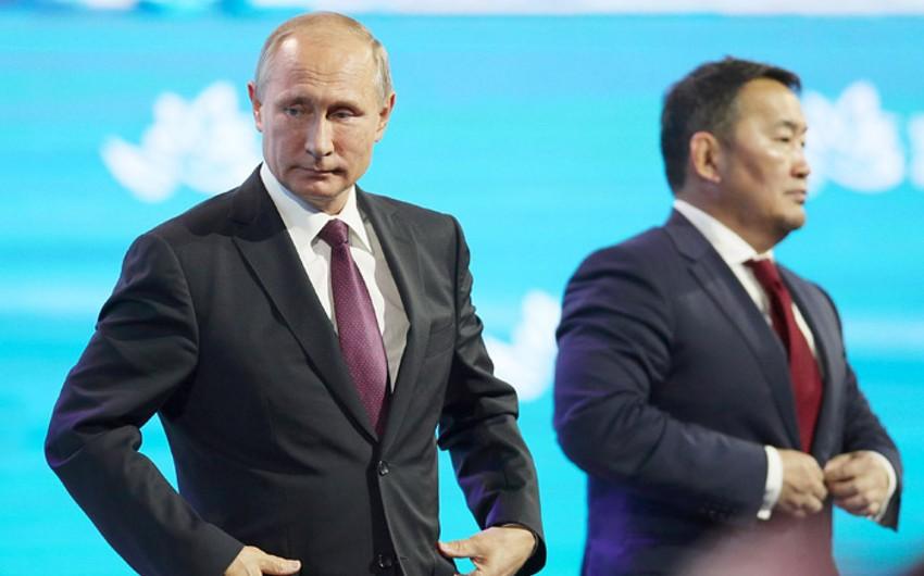 Yaponiyanın baş naziri Rusiya və Monqolustan prezidentləri arasında cüdo qarşılaşması keçirilməsini təklif edib