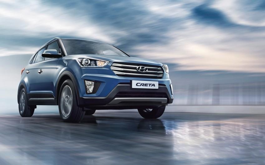 Azərbaycana Hyundaiın yeni modeli gətiriləcək - FOTO