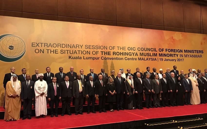 Глава МИД Азербайджана принимает участие на заседании ОИС в Куала-Лумпур