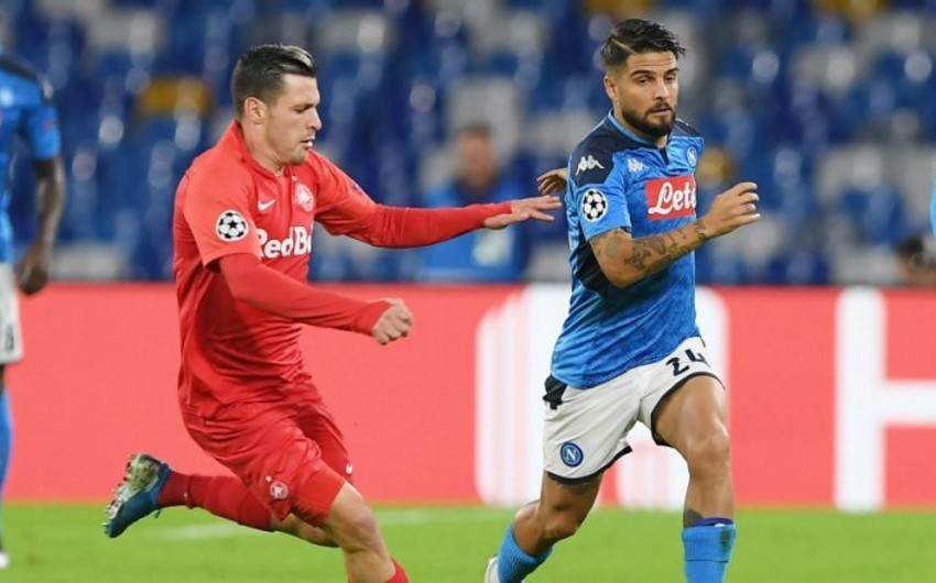 Napolinin futbolçuları klubun bazasına qayıtmaqdan imtina ediblər