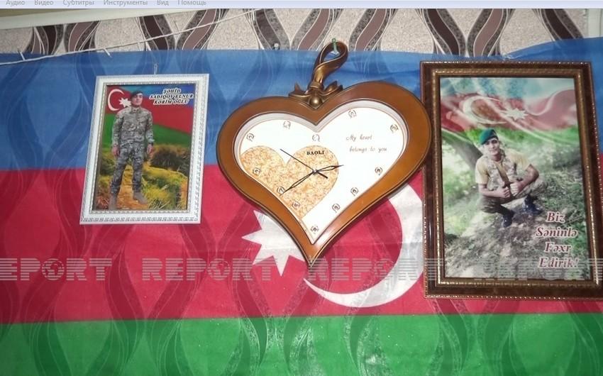 Vətən müharibəsinin 19 yaşlı qəhrəmanı