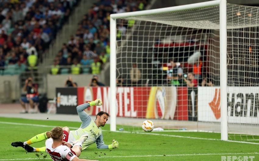 Arsenalın tarixinə düşən futbolçu: İlk qolumu vurduğum üçün çox şadam