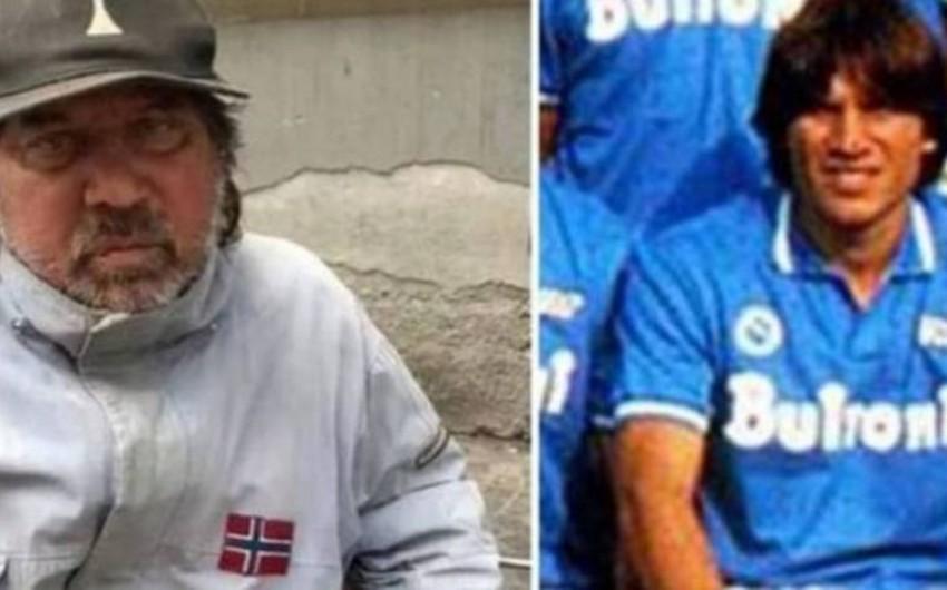 Maradonanın keçmiş komanda yoldaşı bomj həyatı yaşayır