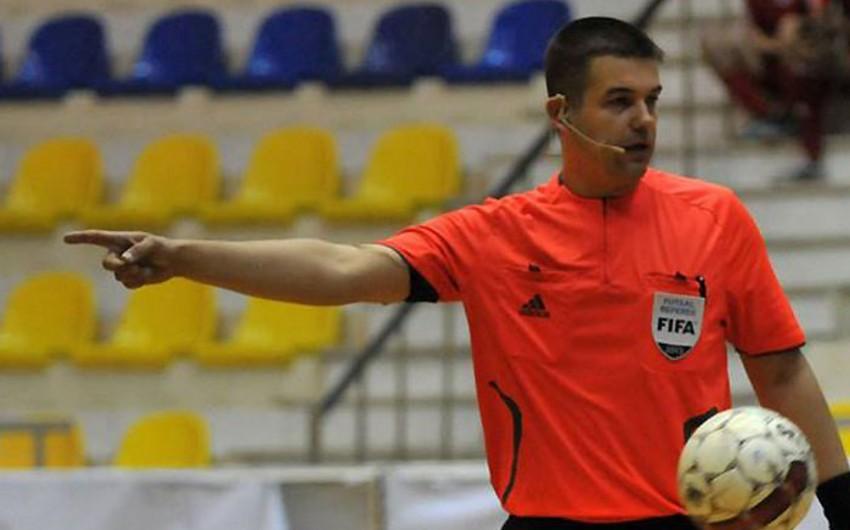 UEFA azərbaycanlı hakimə təyinat verib