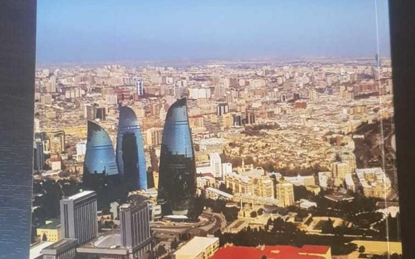 """""""Welcome to Azerbaijan"""" kitabı işıq üzü görüb"""