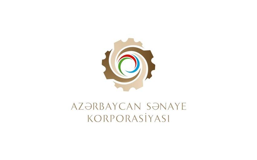 """Azərbaycan Sənaye Korporasiyası"""" şirkətlərindən birinin adını dəyişib"""