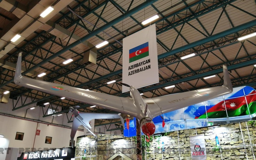Азербайджанское оружие на международной выставке IDEF-2021 вызвало большой интерес