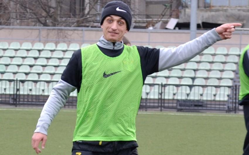 Moldovanın futbolçusu: Bakıya gəzməyə gəlməmişik