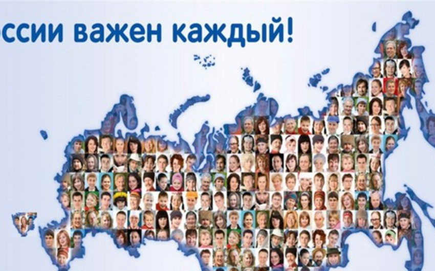 Russia's population starts to decline again