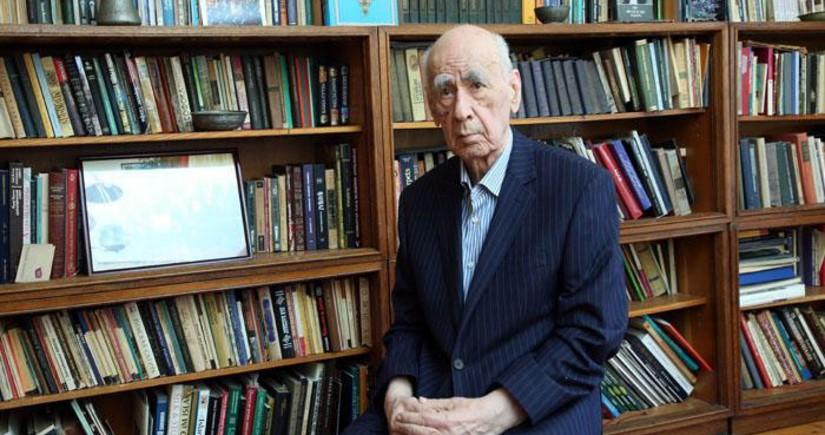 Академик Чингиз Гаджар похоронен на второй Аллее почетного захоронения