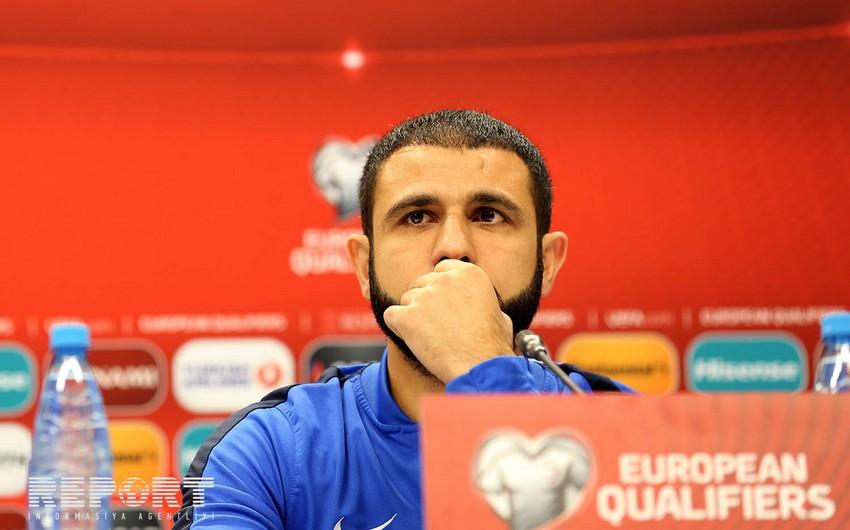 Futbol üzrə Azərbaycan milli komandasının yeni kapitanı müəyyənləşib