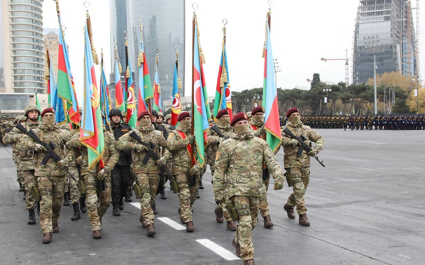 Azerbaijani, Turkish and Pakistani special forces to hold joint exercises