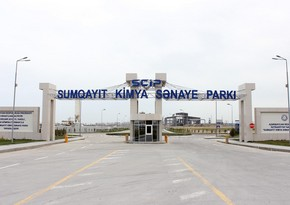 Sumqayıt Kimya Sənaye Parkında yeni zavod inşa ediləcək
