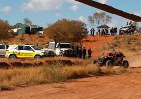 Avtomobil yarışında faciə: Bir ölü, iki yaralı