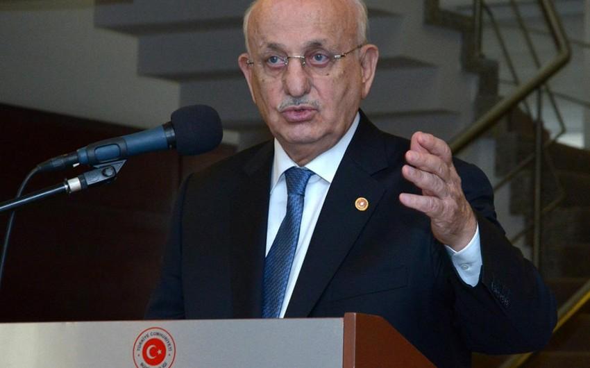 Планируется визит председателя турецкого парламента в Азербайджан