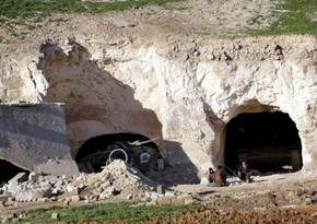 Tunnel leading from Syria discovered in Turkey